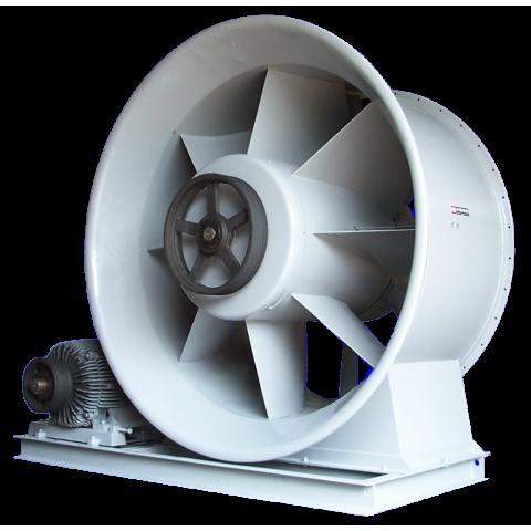 軸流式送排風機,軸流風機